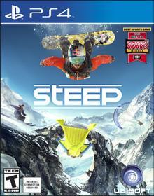 STEEP PL PS4