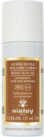 Sisley Suncare Body SPF6  - olejek do opalania ciała i do włosów 125ml
