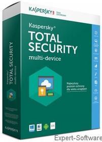 Kaspersky Total Security Multi Device (3 stan. / 2 lata) - Uaktualnienie