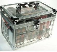 Zestawy kosmetyków do makijażu Makeup Trading Schmink Set Transparent Complet Ma