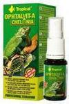 Opinie o Tropical Ophtalvit-A Chelonia - balsam do pielęgnacji skóry i oczu gadów 15ml