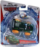 Mattel Auta Cars - Wodne kółka Nigel Gearsley Y1342