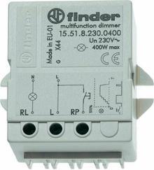 Finder Elektroniczny Przekaźnik impulsowy ze ściemniaczem liniowym 230V AC 400W