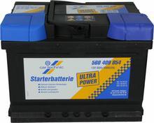 CARTECHNIC ULTRA POWER 054 - 60 Ah 540 A P+