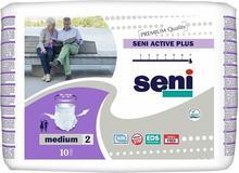 Seni Majtki chłonne Active Plus (2) Medium 10szt.