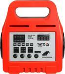 Yato Prostownik elektroniczny 6/12v 8a 5-200ah YT-8301