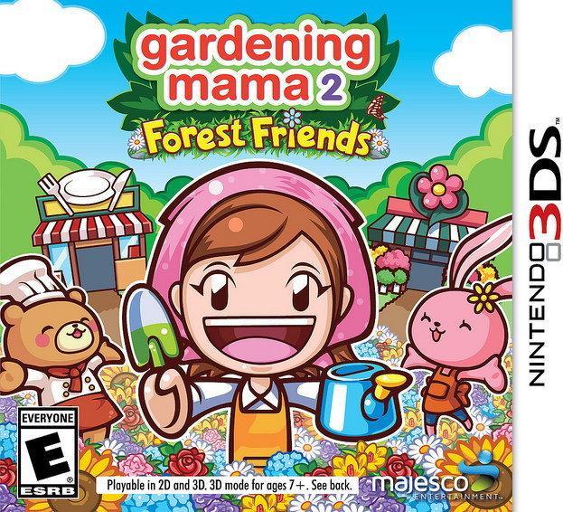 Gardening Mama: Forest Friends 3DS