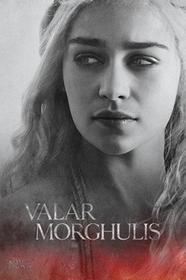 Gra o Tron - Daenerys Targaryen - Plakat
