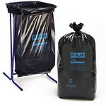 Zestaw worków na śmieci + stojak na worki PDT01861