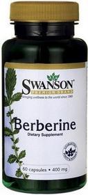 SWANSON Berberyna Berberine 400mg 60 tabletek