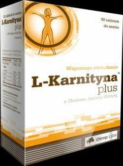 Olimp L-karnityna Plus 80 tab./300mg