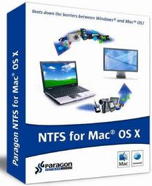 Paragon Software NTFS for Mac