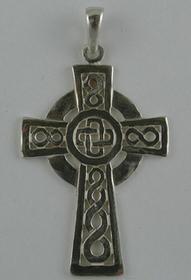 Sotis Krzyż Celtycki 2 AgM18