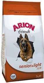 Arion Senior&Light 22/9 3 kg