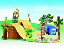 Famosa PRZYSTANEK JUNGLE Junction DŻUNGLA + 2 figurki - ZESTAW Disney 700009283