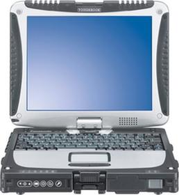 "PanasonicToughbook CF-19 MK5 10,1"", Core i5 2,5GHz, 4GB RAM, 320GB HDD"