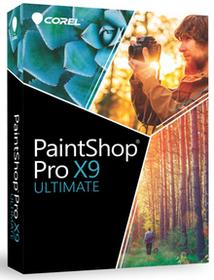 Corel PaintShop Pro X9 ML Ultimate BOX