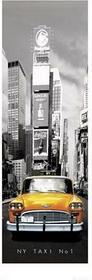 New YorkTaxi No 1 - reprodukcja