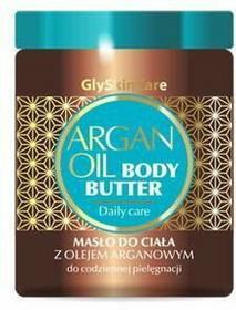 GlySkinCare Argan Oil Masło do ciała 300ml