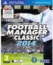 Football Manager Classic 2014 PS Vita