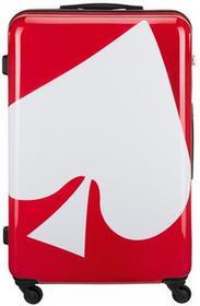 SuitSuit walizka podróżna średnia 70L Ace of Spades - Walizka średnia Ace of Spa