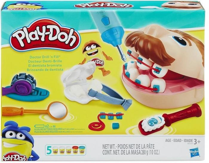 Hasbro Play-Doh Dentysta B5520