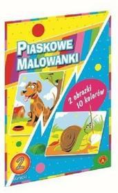 Alexander Piaskowa Malowanka Pies ślimak