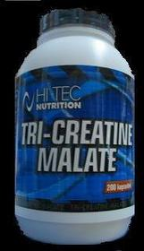 Hi-Tec Tri Creatine Malate 200 kap.