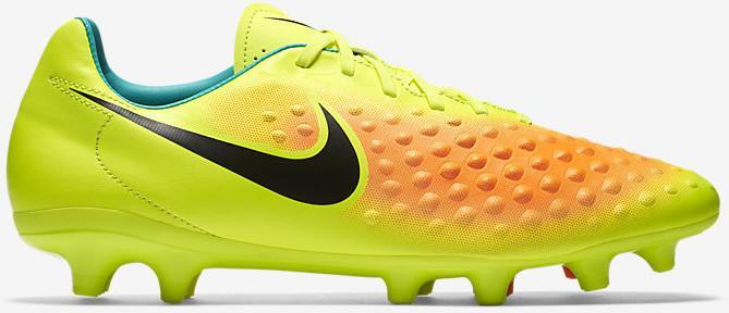 outlet store 4d42f 073e2 Nike Magista Onda II FG 844411-708 żółty