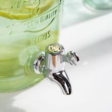 Kilner Słój Na Napoje Z Kranikiem Szklany Green 5 L