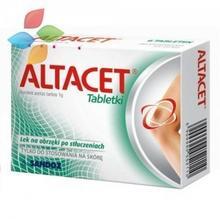 Sandoz Altacet 6 tabletek