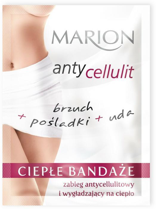 Marion Ciepłe bandaże Zabieg antycellulitowy i wygładzający na ciepło 50 ml