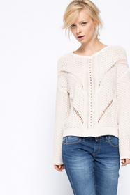 Blue Seven Sweter kremowy 23320X