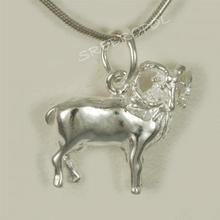 Srebrny znak zodiaku BARAN (Baran SH 1.6g)