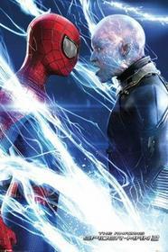 Niesamowity SpiderMan 2 - Spider-Man vs Elektro - Plakat