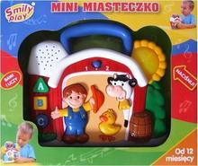 Smily Play Mini miasteczko farma 0630