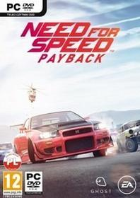 Need For Speed Payback PL + BONUS! aktywacyjny ORIGIN