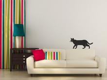 Naklej-to.pl Kot 1 naklejka na ścianę