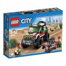 LEGO City Terenówka 4x4 60115