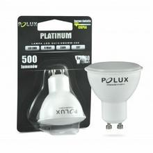 POLUX Żarówka LED GU10 7,2W 500lm 303264