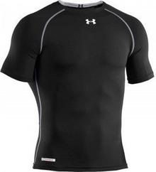Under Armour koszulka męska HeatGearR Sonic Compression SS T