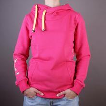 Evokaii Bluza Big Hood - kolor różowy
