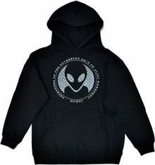 Alien Workshop bluza - Defenders Youth Plvr Black (CERNA)