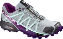 Salomon Speedcross 4 W Quarry/Acai/Fair Aqua 39.3