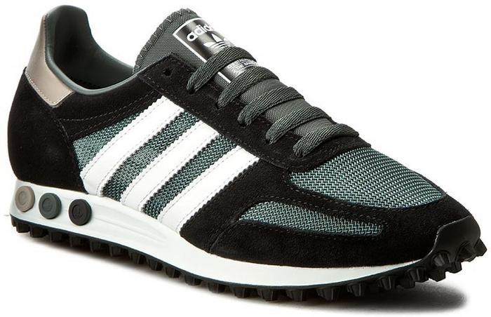 Adidas La Trainer beżowe