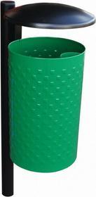Uliczny Kosz na śmieci Kolorado 35L KNM002