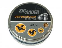 Śrut Sig Sauer Crux 5,5 mm 200 szt. (AIR-AMMO-CRUX-AL-22-200)