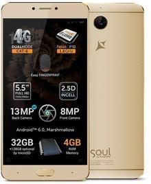 Allview X3 Soul Plus 32GB Dual Sim Złoty