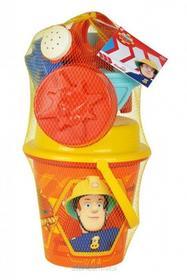 Simba Toys Wiaderko Strażak Sam z akcesoriami