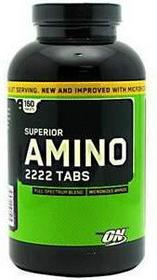 Optimum Superior Amino 2222- 160 tab.
